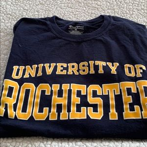 University of Rochester Long Sleeve T
